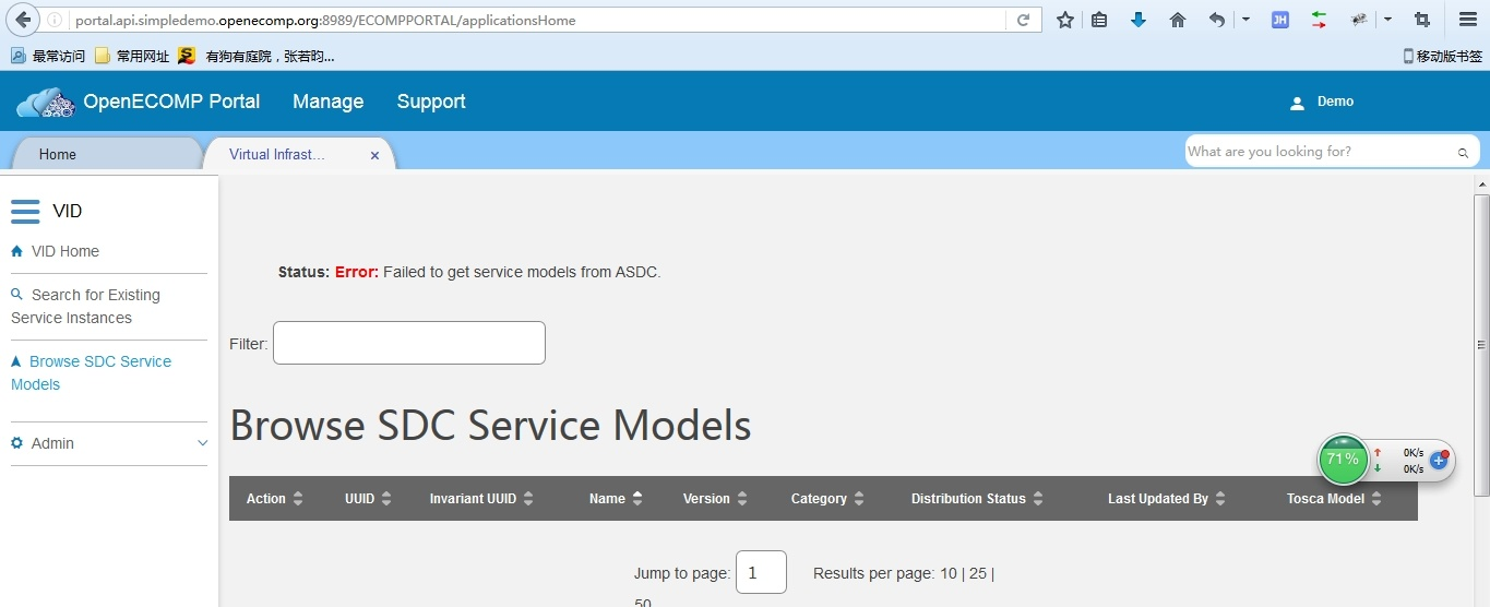 Tutorial: Creating a Service Instance from a Design Model