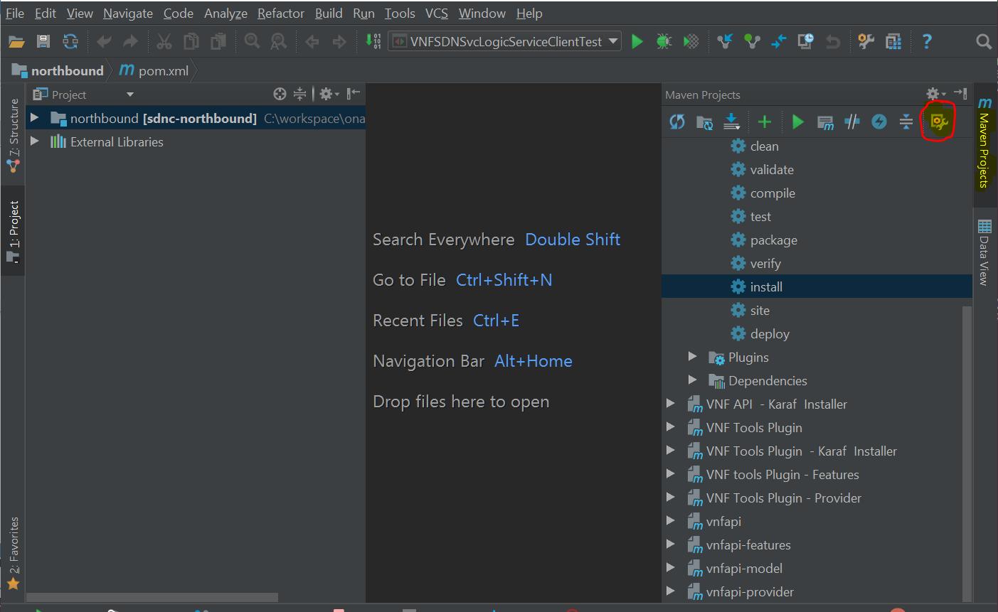 SDN-C Development Environment Setup - Developer Wiki