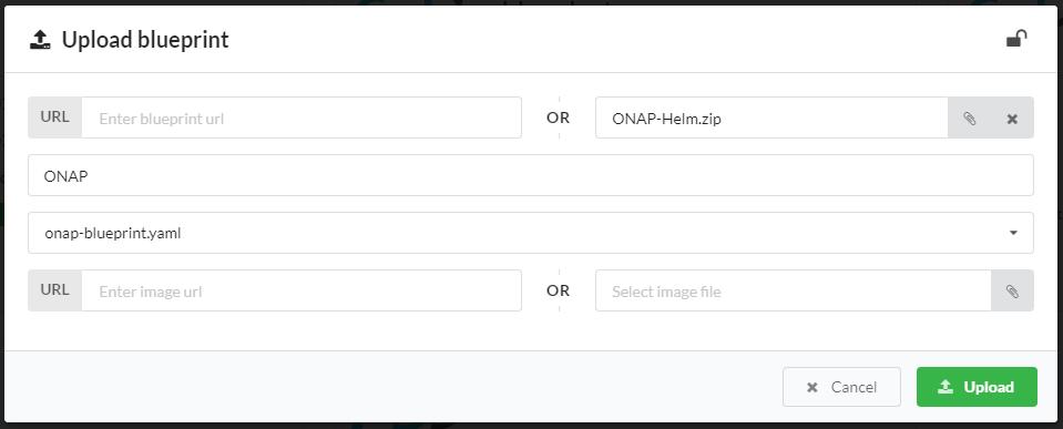 Onap on kubernetes on cloudify developer wiki confluence get the helm blueprint httpsgerritonaprgitwebpoomtatreeftoscahelm zip the helm derectory and upload it to cloudify manager gui malvernweather Choice Image