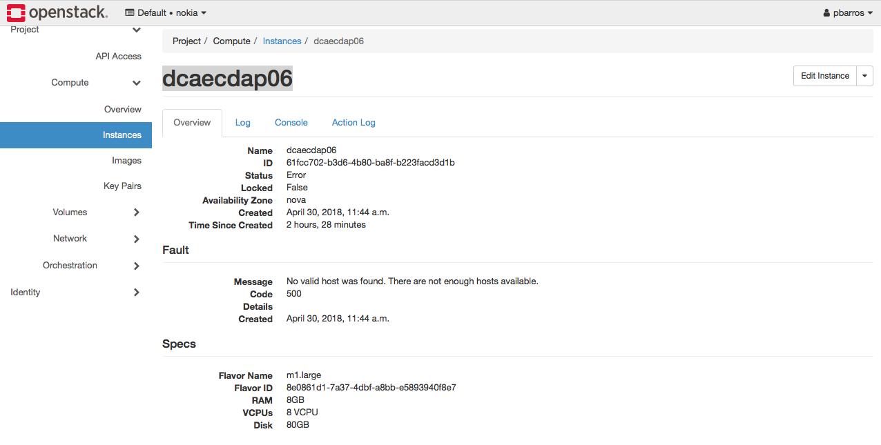 ONAP on Kubernetes on OpenStack - Developer Wiki - Confluence