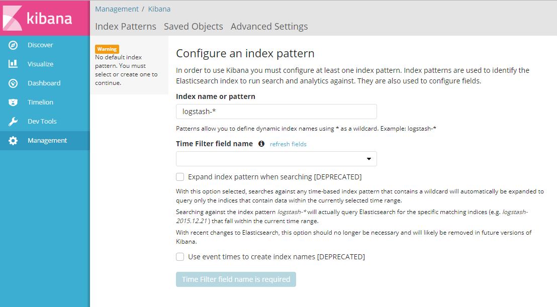 Logging Analytics Dashboards (Kibana) - Developer Wiki - Confluence
